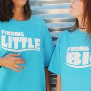 Finding Big/Little Shirt, Sorority Reveal